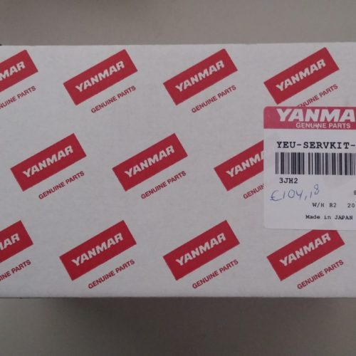Yanmar Servicekit 006 tbv 3JH2E/3JH2T
