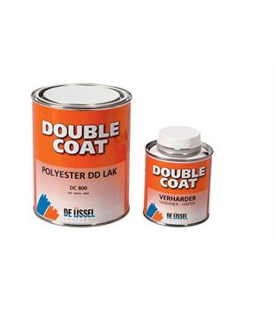 Double Coat Polyester DD lak Ral.5004