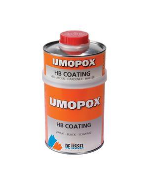 IJmopox HB coating set 4 l Grijs