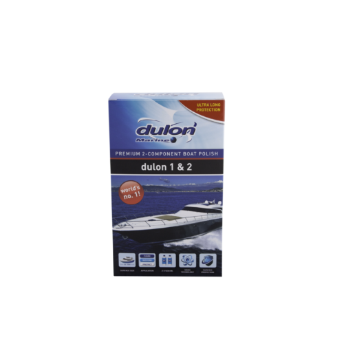 Dulon Marine polijst- & waxsysteem DULON 1&2